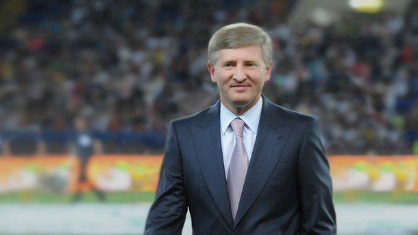 "<p style=""text-align: justify;"">Президент ""Шахтаря"" Рінат Ахметов. Фото shakhtar.com</p>"