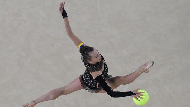 Українські гімнастки виграли багатоборство на Універсіаді-2017