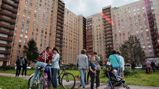 """<p style=""""text-align: justify;"""">Через 20 років квартира може стати власністю, якщо акуратно платити оренду. Фото: А. Медведєв</p>"""