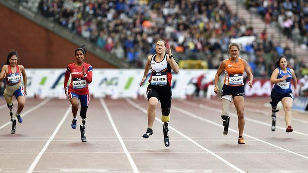 Міжнародний паралімпійський комітет відмовився оплачувати участь спортсменів Московії