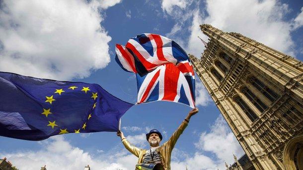 Палата громад Британії проголосувала заскасування законодавства ЄС після Brexit