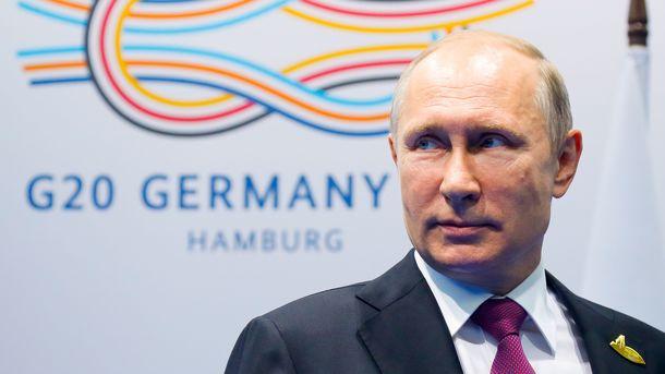 В Німеччині обізвали Путіна собакою. УЛаврова вимагають вибачень