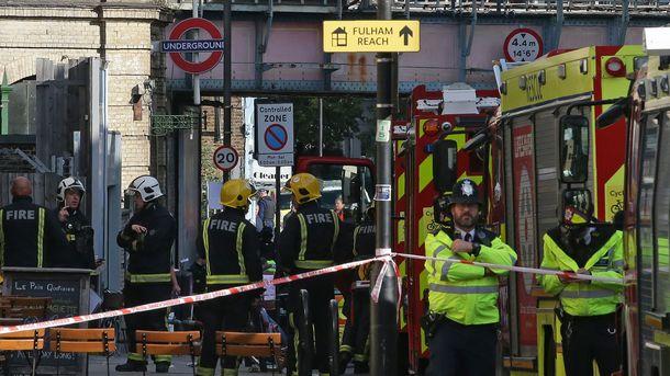 Вибух в метро Лондона визнали терактом