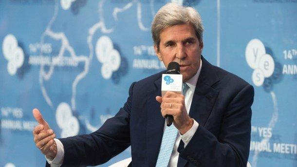 Керрі: Миротворці ООН повинні стати на україно-російському кордоні
