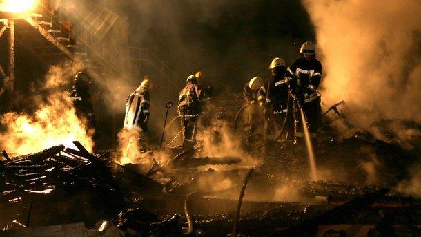 Пожежа в дитячому таборі Одеси: в МВС зробили заяву