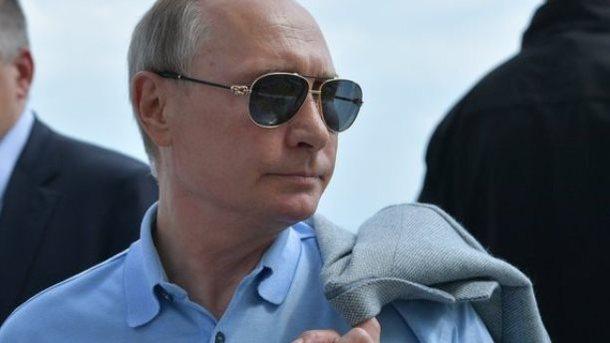 Путін зібрався на навчання