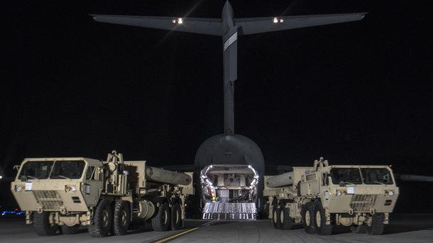 США і Південна Корея оголосили вчення з атомним авіаносцем