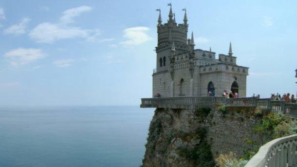 Росія незаконно бурить скелю, наякій стоїть «Ластівчине гніздо»— ЮНЕСКО