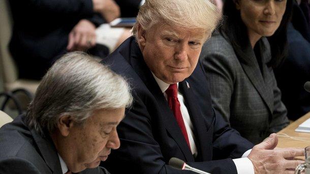 Через бюрократію ООН нерозкрила своїх повних можливостей— президент США