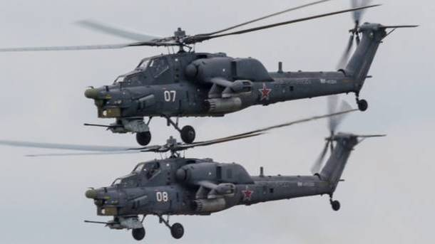 МіноборониРФ спростувало залп звертольоту понатовпу нанавчаннях «Захід-2017»