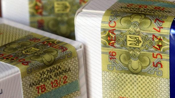 Вартість цигарок вУкраїні планують підвищити до60 гривень