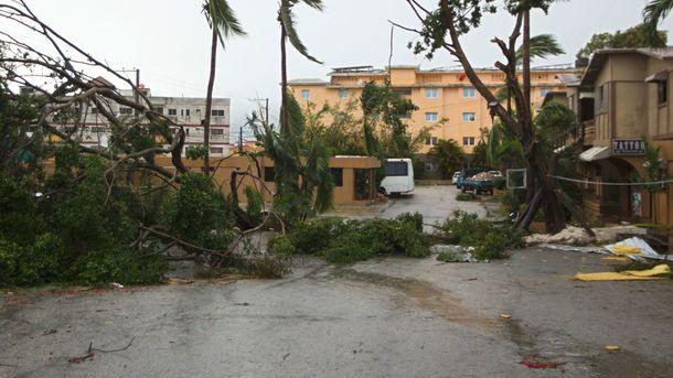 НаДомініці через ураган загинуло 15 людей