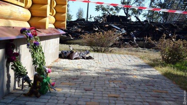 Пожежа утаборі «Вікторія»: ідентифіковано тіла загиблих дітей