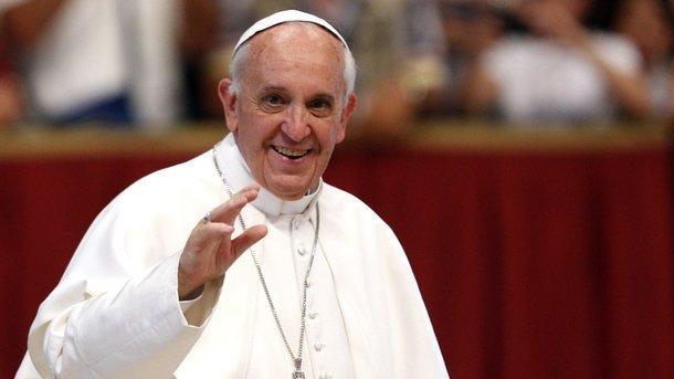 Консервативні католики звинуватили Папу Римського Франциска в єресі