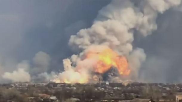 ГПУ: Слідчі розслідують 4 основні версії пожежі вКалинівці