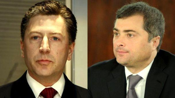 Спецпредставники США і РФзпитань України обговорили ситуацію наДонбасі