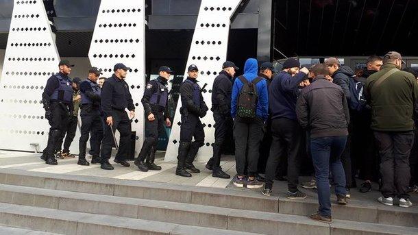 Концерт Бабкіна уТернополі скасували