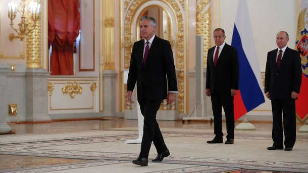 Новий посол США вРосії оцінив ймовірність покращення відносин між країнами