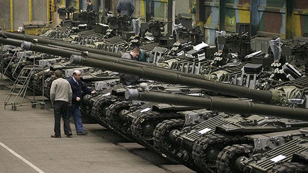 Перевірені війною. Укроборонпром вперше представив свою техніку навиставці вСША