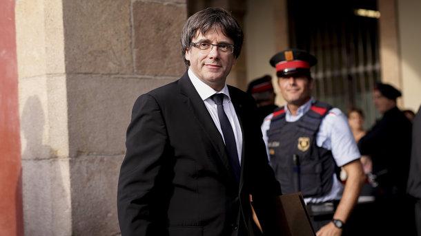 Лідер Каталонії прагне переговорів про незалежність