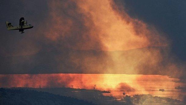 Жахлива пожежа підходить впритул до Лос-Анджелеса і Сан-Франциско: жертв стало більше