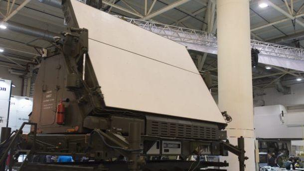 В Україні представили 3D-радар для ППО: виявлення до 500 цілей одночасно