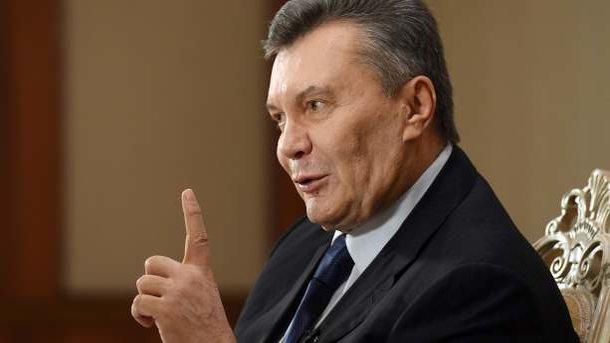 ГПУ викликала Януковича в Україну