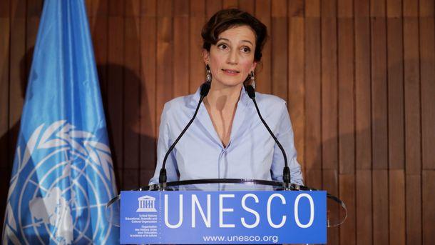 ЮНЕСКО очолить екс-міністр культури Франції Одрі Азулай