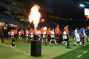 "<p style=""text-align: justify;"">""Шахтар"" - ""Ворскла"" - 3:2. Фото shakhtar.com</p>"