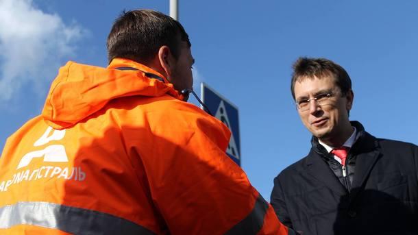 Омелян анонсував будівництво нового автобану Львів- Дубно в2019 році