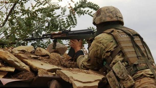 НаПокрову бойовики активізувалися наПриморському напрямку— АТО