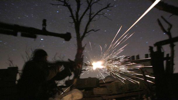Штаб: Заминулу добу поранення взоні АТО дістали троє військовослужбовців