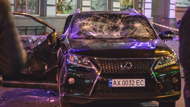 ДТП уХаркові: дівчина-водій проїхала начервоне