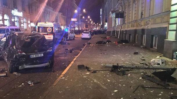 ДТП уХаркові: винуватиця жахливої аварії зламала життя цілій сім'ї