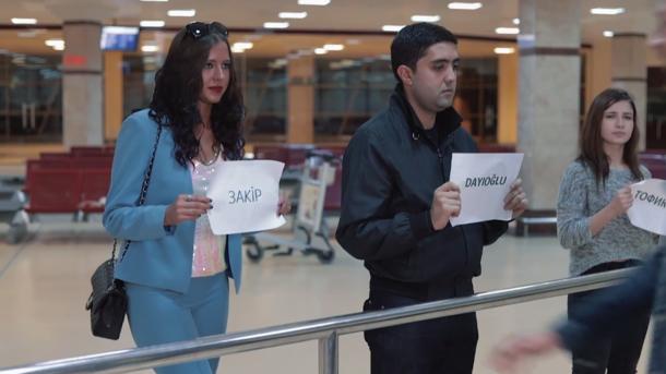 Секс туризм вУкраинском государстве? ВАзербайджане сняли скандальную рекламу