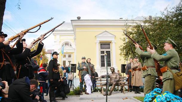 Путін розкритикував відкриття пам'ятника Петлюрі в Вінниці