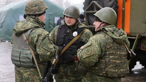 Бойовики застосували стрілецьку зброю тагранатомети, одного військового ЗСУ поранено— АТО