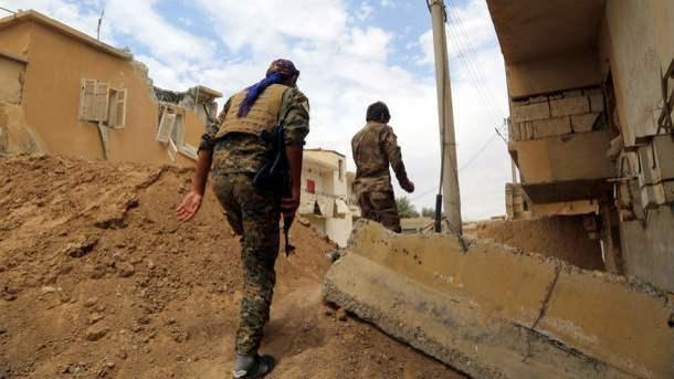Курди взяли під контроль найбільше нафтове родовище Сирії