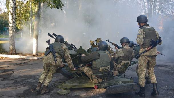 До2020 року ЗСУ повністю перейдуть настандарти НАТО