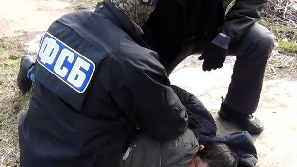 УКурській області ФСБ зі стріляниною затримала громадянина України
