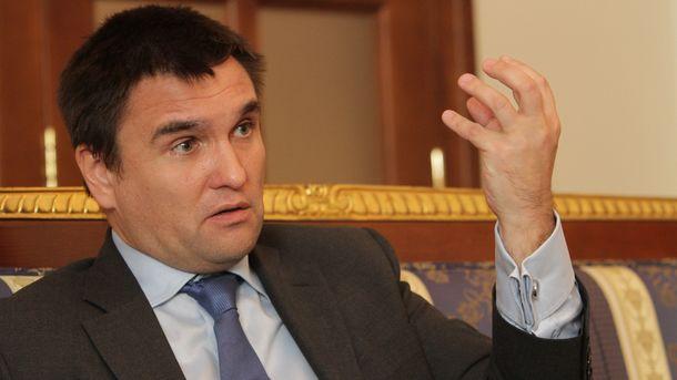 Скільки політв'язнів-українців вРосії - Клімкін назвав цифру