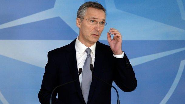 Країни НАТО знаходяться взоні досяжності ракет КНДР— Столтенберг
