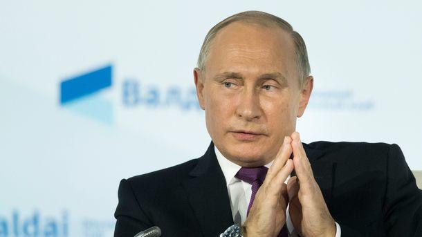 Путін: хтось збирає біологічний матеріал повсій Росії