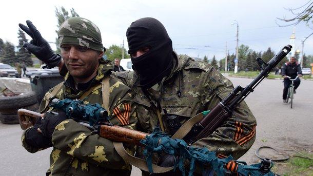 З опівночі 2 листопада в районі проведення АТО бойовики трохи зменшили  кількість обстрілів позицій української армії 8c74284d4f3a8