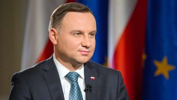 Дуда попросив Порошенка прибрати зукраїнської політики «осіб зантипольськими поглядами»