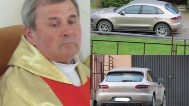 Через критику парафіян польський священик вирішив продати своє авто за $110 тис