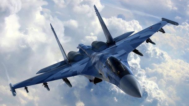 Латвійські військові повідомили про російські винищувачі біля своїх кордонів
