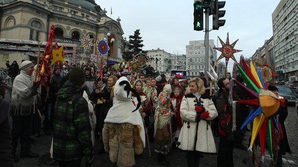 Новий календар свят в Україні: два різдва, але без жіночого дня
