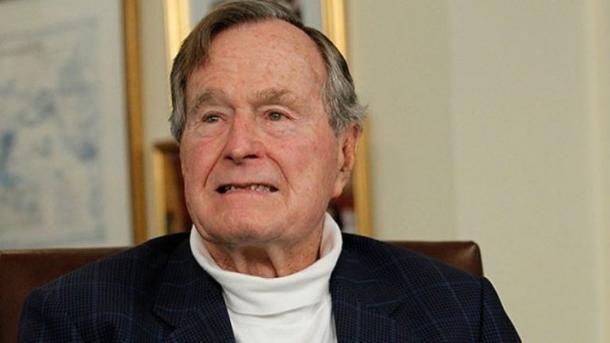 Шоста жінка звинуватила Буша-старшого в домаганнях