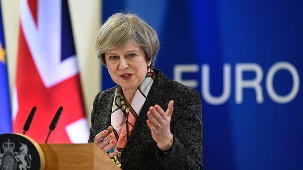 Прем'єр Великобританії висунула звинувачення на адресу Росії